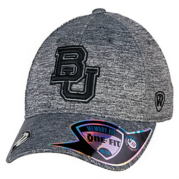 Baylor Bears Top Of The World Steam Cap