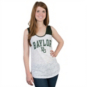 Baylor Bears Blue 84 Burnout Raglan Tank
