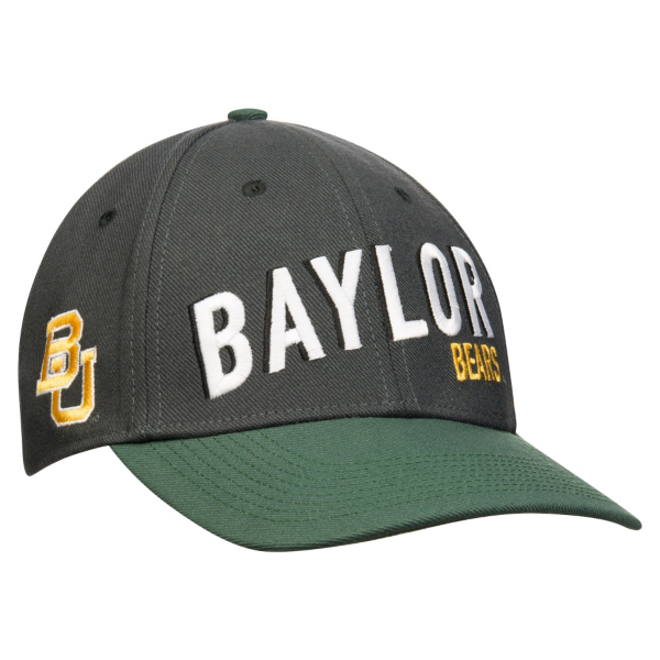 Baylor Bears Nike Best Legacy 91 Swoosh Flex Cap
