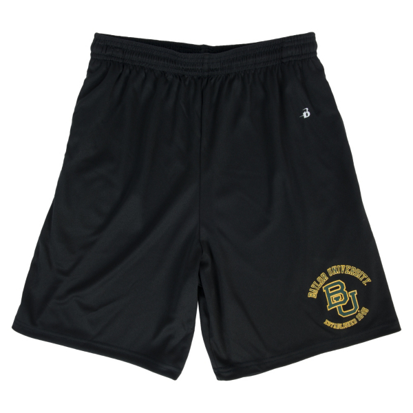 Baylor Bears Badger Youth Pocket Shorts
