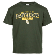 Baylor Bears J America Youth Property of Tee