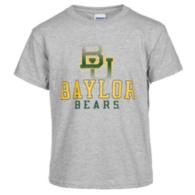 Baylor Bears J America Youth Bears Short Sleeve Tee