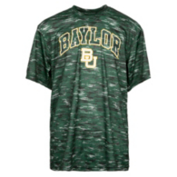 Baylor Bears Badger Youth Static Short Sleeve Tee