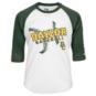 Baylor Bears Badger Youth Baseball Tee