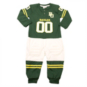 Baylor Bears Glitter Gear Toddler Footysuit