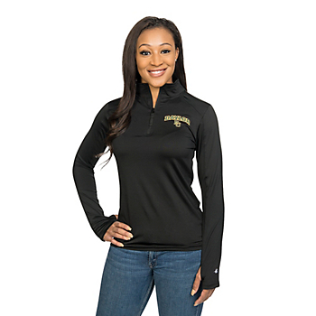 Baylor Bears Badger Ladies 1/4 Zip Pullover