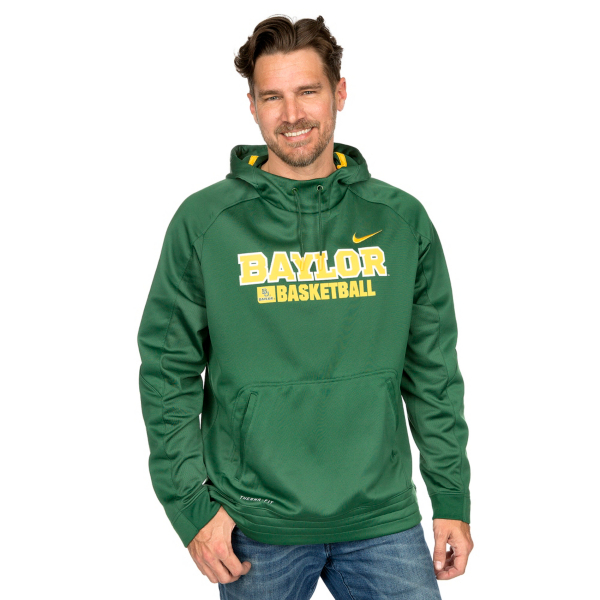 Baylor Bears Nike Pullover Hoody