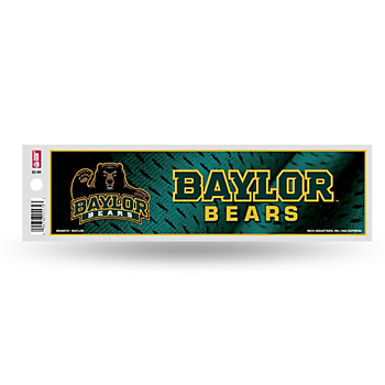 Baylor Bears Bumper Sticker