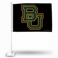 Baylor Bears Car Flag