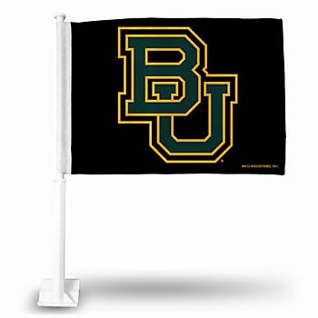 Baylor Bears Car Flag