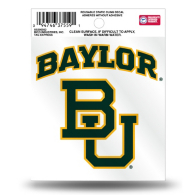 Baylor Bears Small Secondary Logo Decal