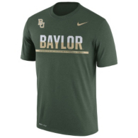 Baylor Bears Nike Legend Staff Short Sleeve Tee