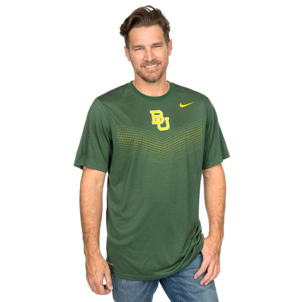 Baylor Bears Nike College Legend Sideline Tee