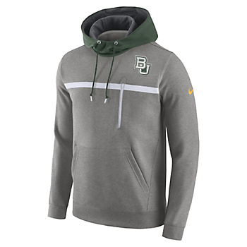 Baylor Bears Nike College Championship Drive Fleece Pullover Hoody