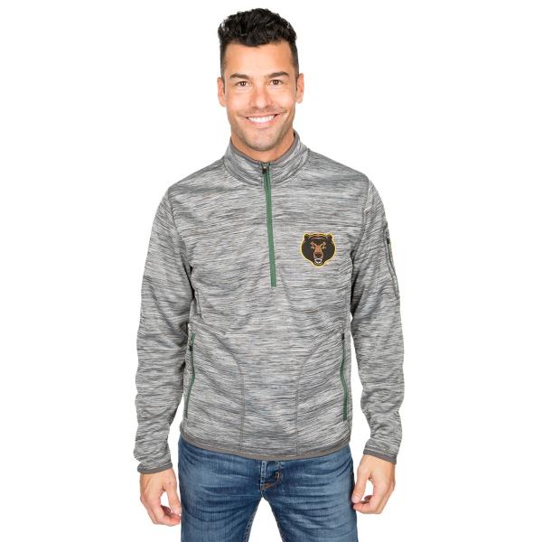 Baylor Bears Fast Pace Half Zip Jacket