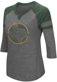 Baylor Bears Colosseum Womens Par 3/4 Sleeve Tee