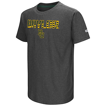 Baylor Bears Colosseum Youth Hat Trick Tee
