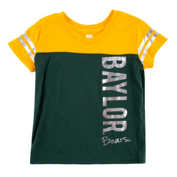 Baylor Bears Colosseum Toddler Cricket Tee