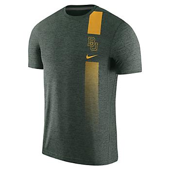 Baylor Nike Drift Top