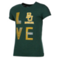 Baylor Bears Girls Colosseum Own This Town Short Sleeve T-Shirt