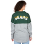 Baylor Bears Womens Breakthrough Snap Pullover