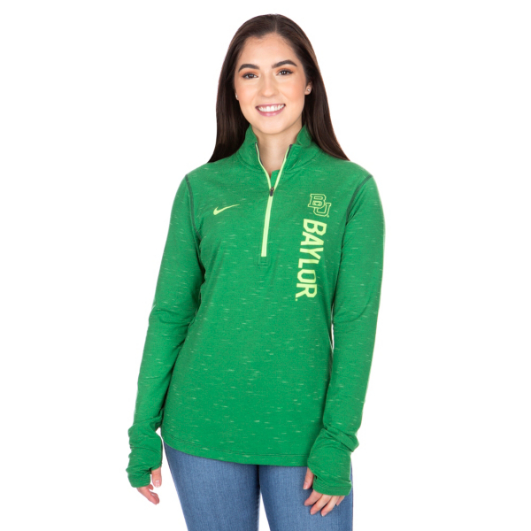 Baylor Bears Womens Nike Dry Element Pullover