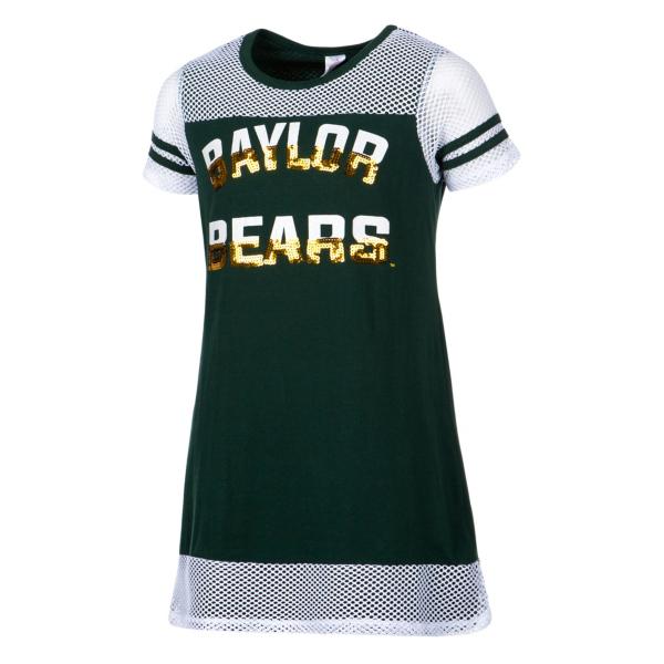 Baylor Bears Colosseum Girls Don't Be Talkin' Mesh Dress