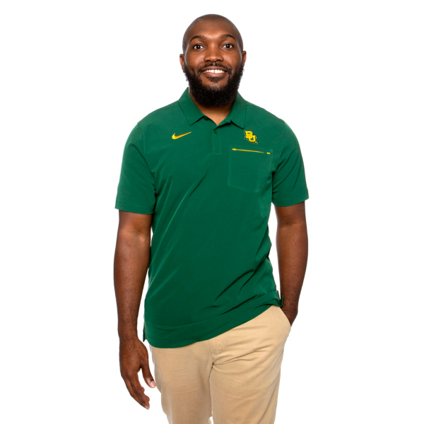 Baylor Bears Nike Dri-FIT Polo