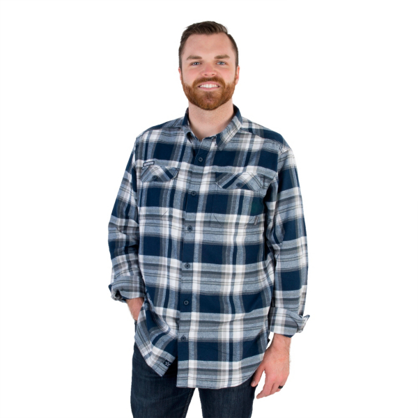 Dallas Cowboys Columbia Mens Flare Gun Flannel