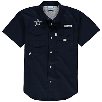 Dallas Cowboys Columbia Youth Bonehead Short Sleeve Tee
