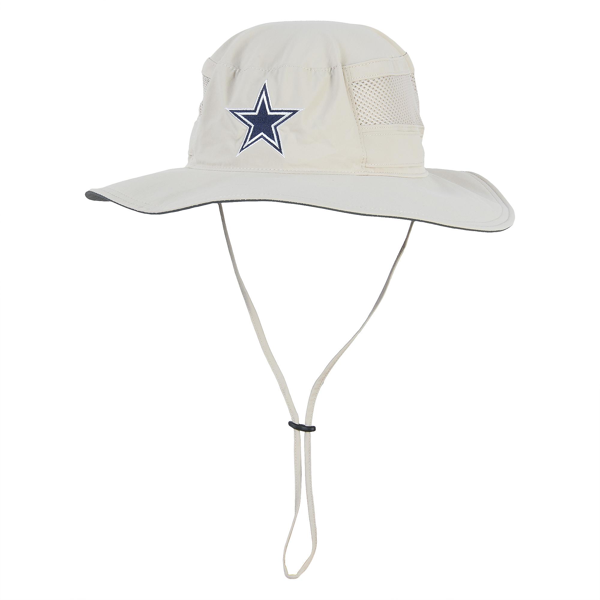 Dallas Cowboys Columbia Bora Bora Booney Bucket Hat  b44ee6cebc2