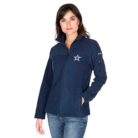 Dallas Cowboys Columbia Womens Give And Go Full-Zip Jacket