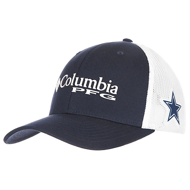Dallas Cowboys Columbia PFG Mesh Cap
