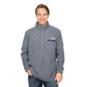 Dallas Cowboys Columbia Harborside Fleece Half-Zip Pullover