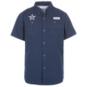 Dallas Cowboys Columbia Youth Tamiami Short Sleeve Shirt