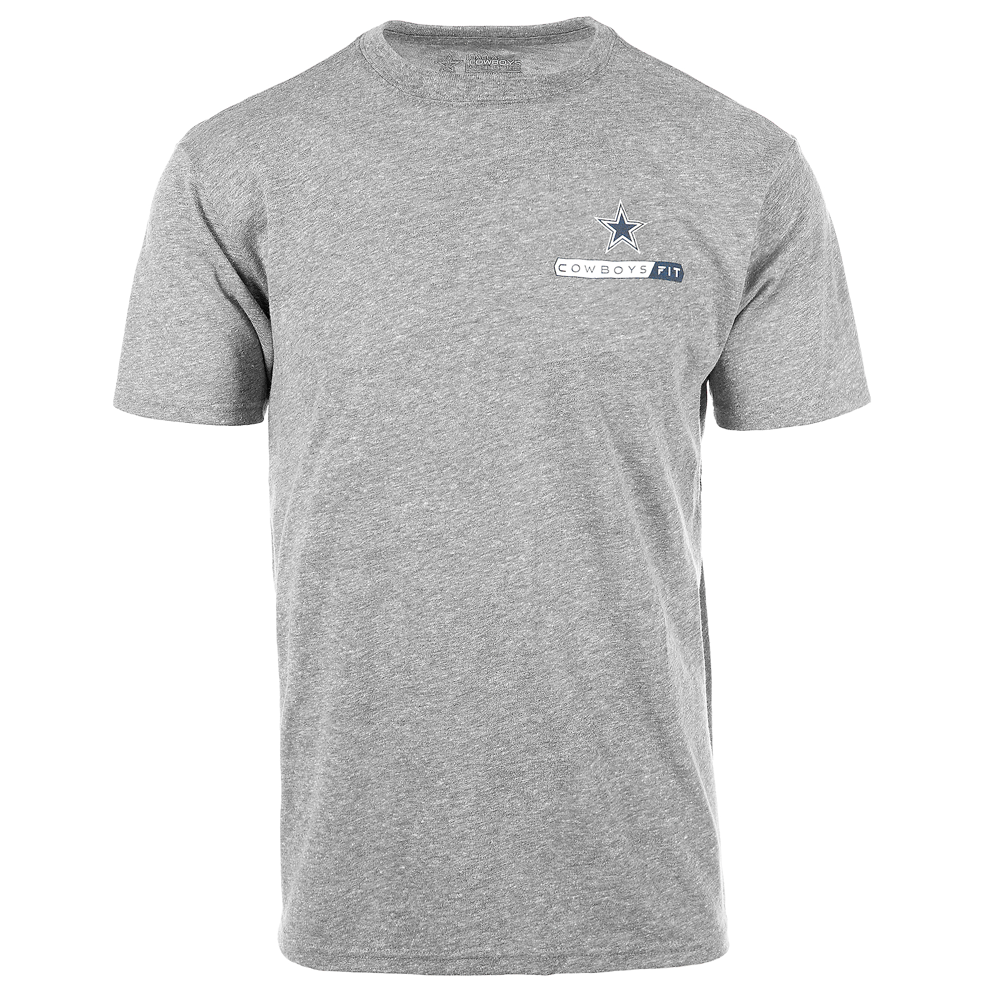 Cowboys Fit Triblend Logo Tee