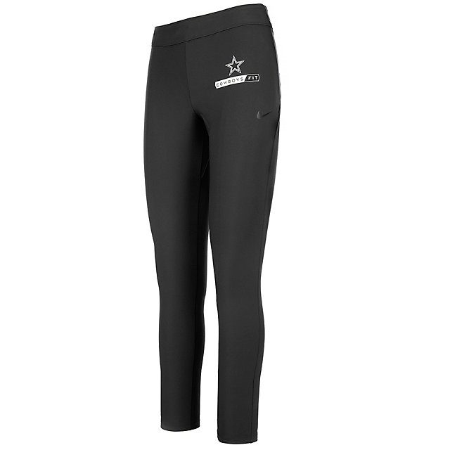 Cowboys Fit Nike Fierce Leggings