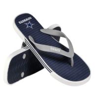 Dallas Cowboys Unisex Athletic Flip Flops