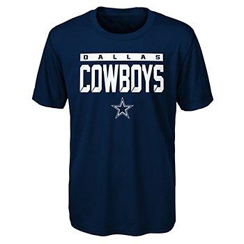 Dallas Cowboys Kids Training Camp Short Sleeve Tee