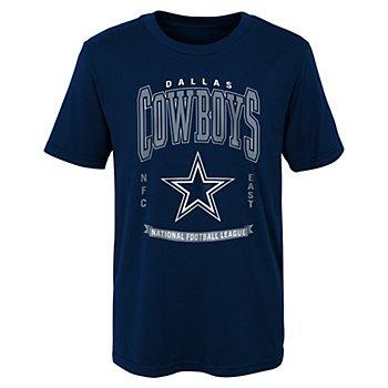 Dallas Cowboys Kids King Me Short Sleeve Tee