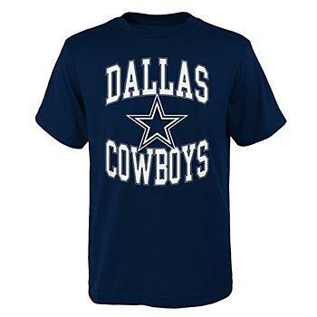 Dallas Cowboys Kids High Stepper Short Sleeve Tee