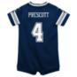 Dallas Cowboys Nike Kids Dak Prescott #4 Game Replica Jersey Romper
