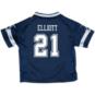 Dallas Cowboys Kids Ezekiel Elliott Nike Navy Game Replica Jersey