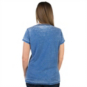 Dallas Mavericks 5th & Ocean Burnout V-Neck Tee