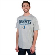 Dallas Mavericks Adidas Absolute Tee