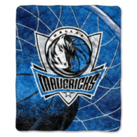 Dallas Mavericks Sherpa Throw