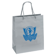 Dallas Mavericks Emerald Gift Bag
