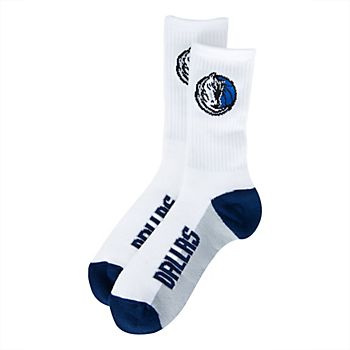 Dallas Mavericks Men's Crew Socks