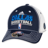 Dallas Mavericks Adidas Official Practice Graphic Adjustable Cap