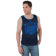 Dallas Mavericks Adidas Graphic Tank